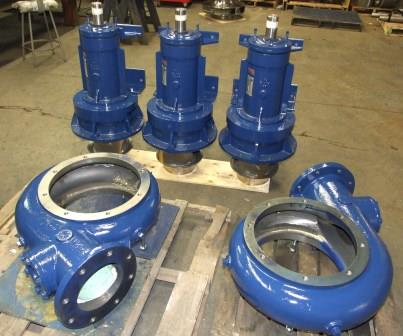 "Rotating Assemblies And Volutes To Replace Fairbanks Morse 8"" B5424S"