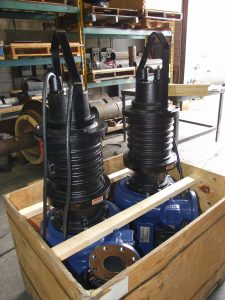 Complete replacement submersible pumps by ABBA Pump Parts & Service