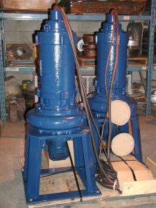 Dry well submersible pumps by ABBA Pump Parts & Service